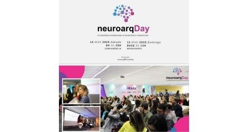 Maior Evento de NEUROARQUITETURA da América Latina contrata nossos serviços!