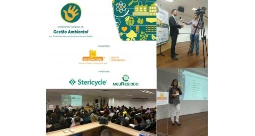Nossos Patrocinadores no 2º Encontro Nacional de Gestão Ambiental em Saúde