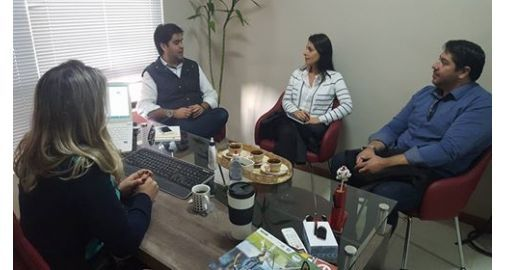 Encontro com palestrante Gabriel Carneiro Costa e PMI-RS