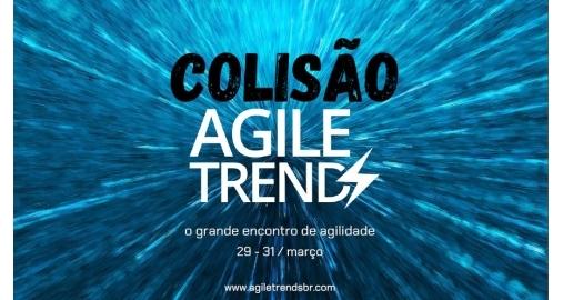 Pelo 4º ano estamos comercializando patrocínio para o Agile Trends!