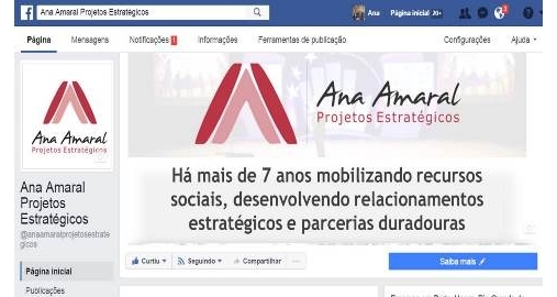 Agora você também pode acessar a nossa página no Facebook!
