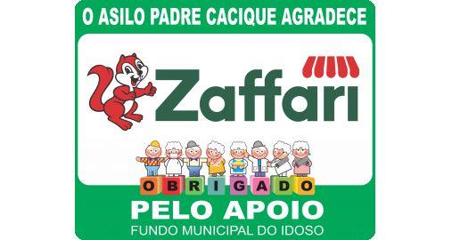O Zaffari é parceiro do Asilo Padre Cacique via Lei Municipal do Idoso