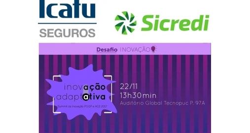 Icatu Seguros e Sicredi confirmam patrocínio ao Summit da Inovação do PGQP