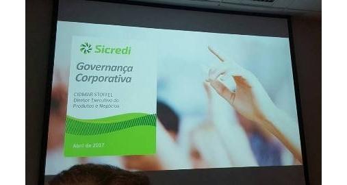 Organizamos reunião estratégica entre as diretorias do Sicredi e PGQP.
