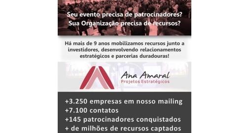 Seu evento ou projeto precisam de patrocinadores?