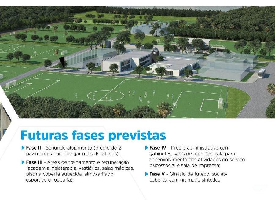 Projeto Base - Fase I - Grêmio Foot-Ball Porto Alegrense