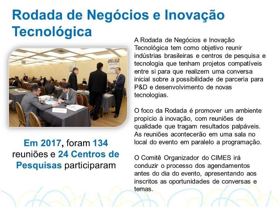 7º CIMES – Congresso de Inovação em Materiais e Equipamentos para Saúde