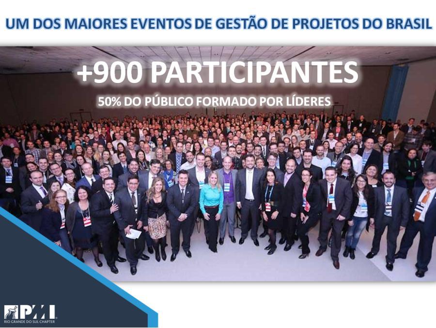13º Congresso de Gerenciamento de Projetos - PMI-RS