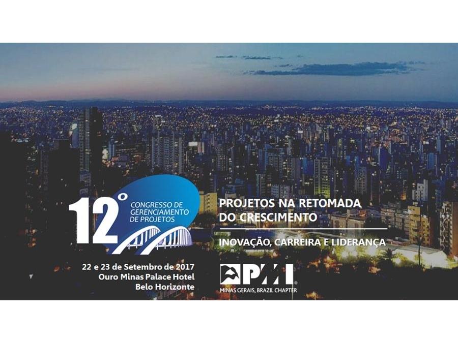 12º Congresso de Gerenciamento de Projetos - PMI-MG