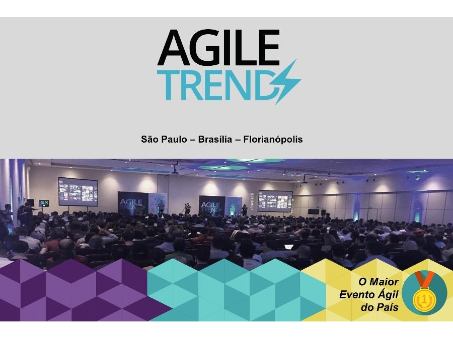 Agile Trends - SP / DF / SC