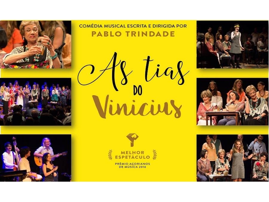 As Tias do Vinicius - Comédia Musical - Lei Rouanet
