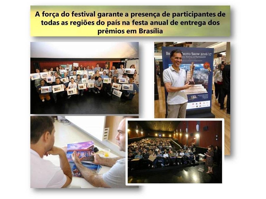 Brasília Photo Show - Festival Internacional de Fotografia - Lei Rouanet