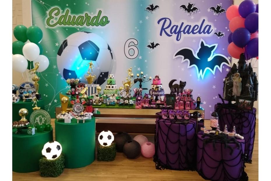 Chica Vampiro/Futebol